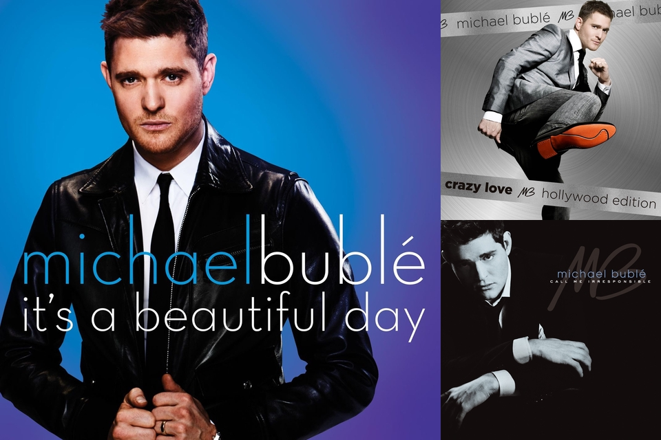 michael buble by desperado プレイリスト情報 awa