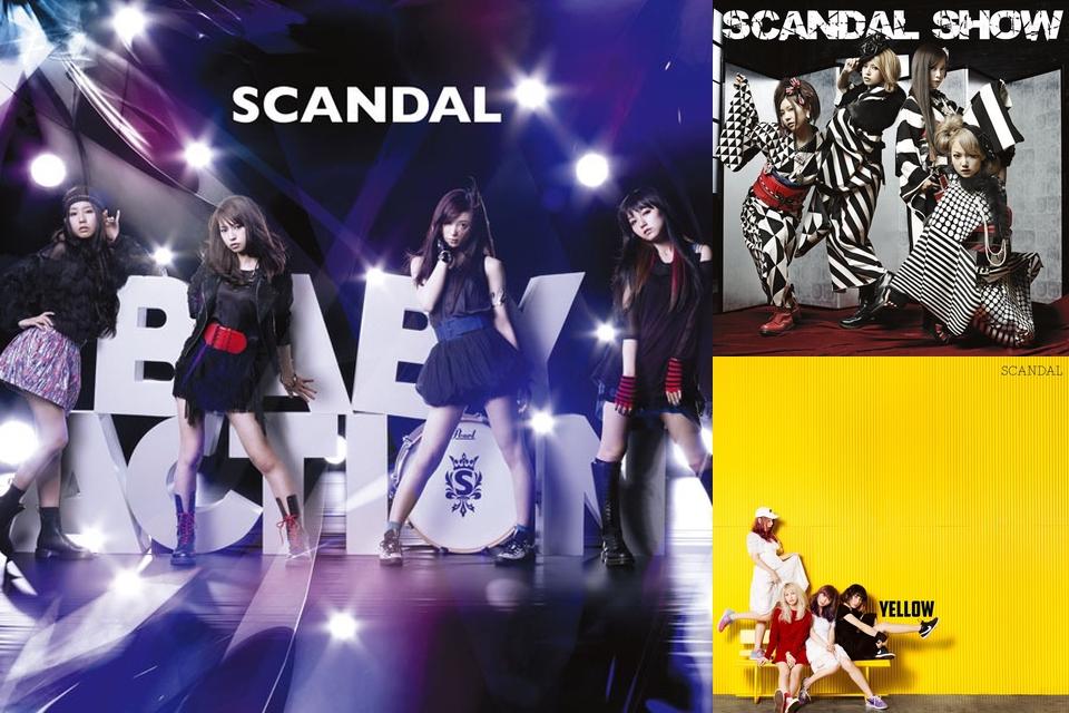 scandal 10th anniversary festival 2006 2016 by oku プレイ