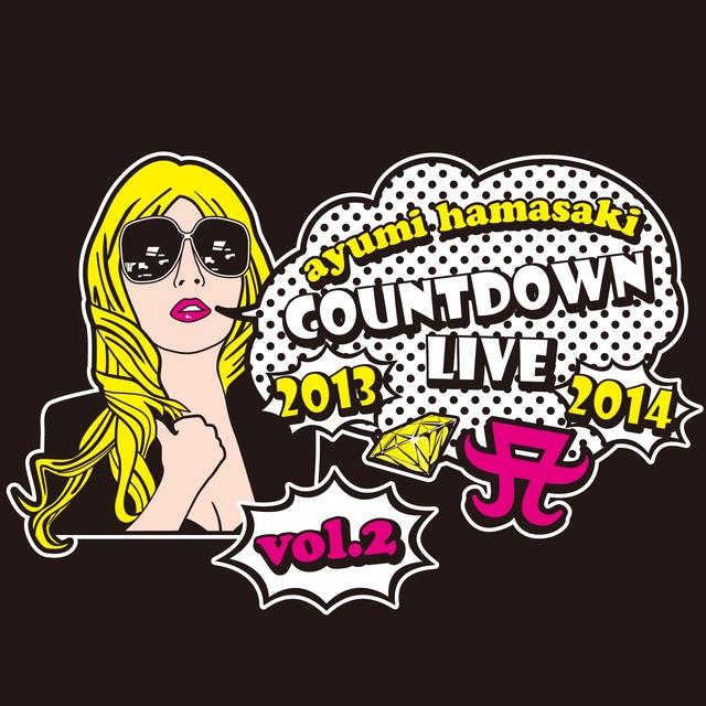 Ayumi hamasaki COUNTDOWN LIVE 2013-2014 A
