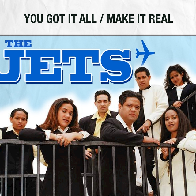 you got it all make it real by the jets アルバム情報 awa