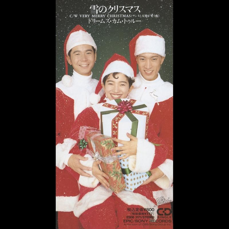 """雪のクリスマス"""" by DREAMS COME..."""