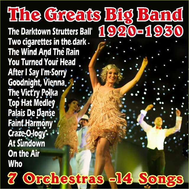 the greats big band 1920 1930 vol 2 by various artists